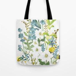 Wildflowers VI Tote Bag