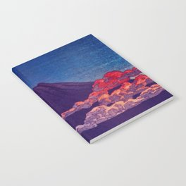 A Sunset for Hara Notebook