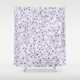 Terrazzo AFE_T2019_S1_10 Shower Curtain