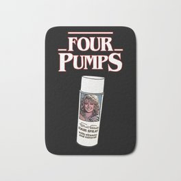 Four Pumps Bath Mat