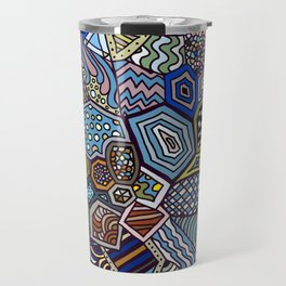 Midnight Wanderlust Travel Mug