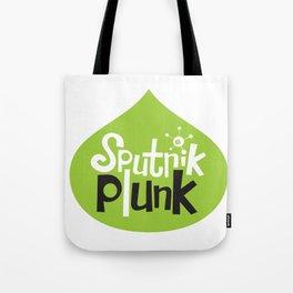 Sputnik Plunk Tote Bag
