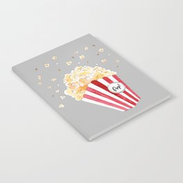 crazy popcorn Notebook