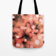 Bokeh Bubbly Tote Bag