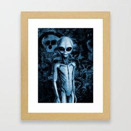 WANDJINA Framed Art Print
