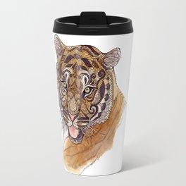 Immature Tiger Travel Mug