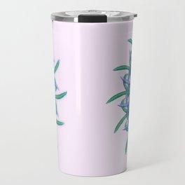 Mandala #108, Harmony in Pink Travel Mug