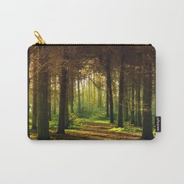Woodland Tranquility Carry-All Pouch