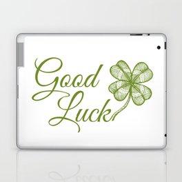 Good luck! Laptop & iPad Skin