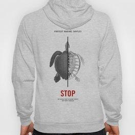 Protect Marine Turtles Hoody