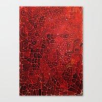 cuba Canvas Prints featuring Cuba by Jose Luis