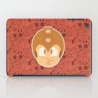 megaman iPad Cases featuring Megaman by Kuki