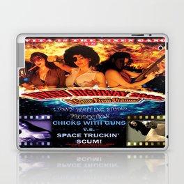 Vixen Highway 2006: It Came from Uranus! (2010)'. – Movie Poster Laptop & iPad Skin
