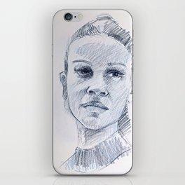 Nyota Uhura iPhone Skin