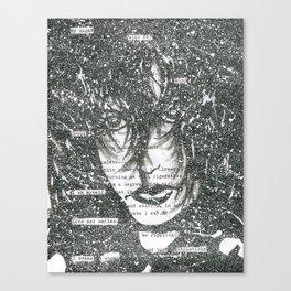 Fade to White Canvas Print