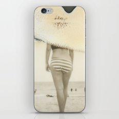 Beach#3 iPhone Skin