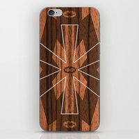woody iPhone & iPod Skins featuring woody by dzynwrld