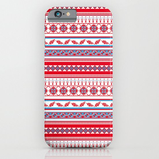 Eastern Lines iPhone & iPod Case