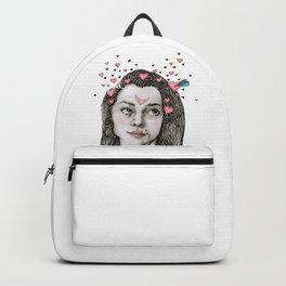 Teen in Love Backpack