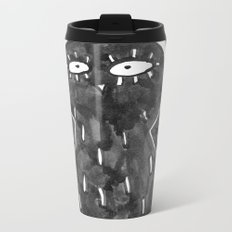 night bird Metal Travel Mug