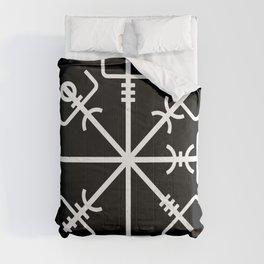 Vegvisir v2 Comforters