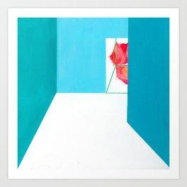 Aisle Art Print