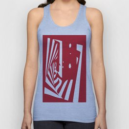 Just for the Record Unisex Tank Top