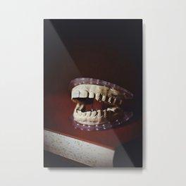 Patient 910 Metal Print