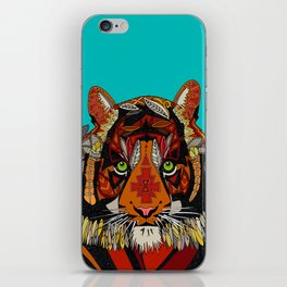 tiger chief iPhone Skin