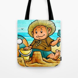 King of the Sand Hills Tote Bag