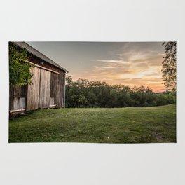 Pennsylvania Barn Rug