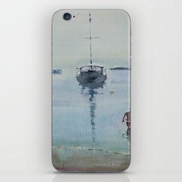 Morning at Sea iPhone Skin
