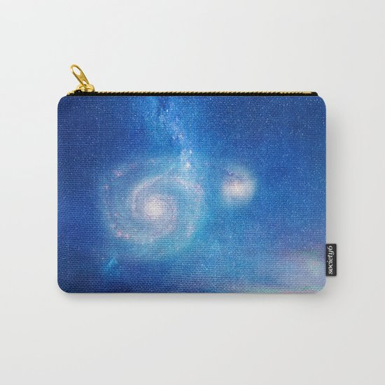 Poetry in the sky Carry-All Pouch