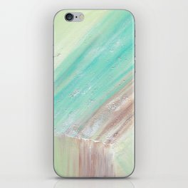 Mineralogy 1: Green Calcite iPhone Skin