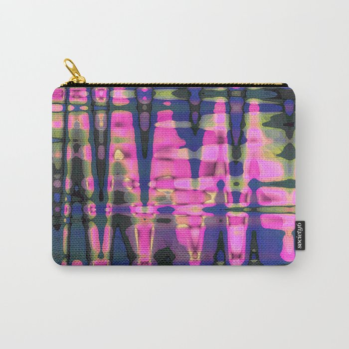 Color streams Carry-All Pouch