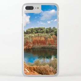Otranto Clear iPhone Case