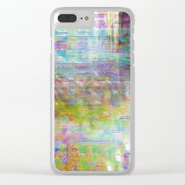 20180122 Clear iPhone Case