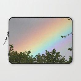 Pastel Natural Rainbow Laptop Sleeve