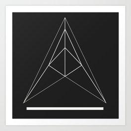 Acidulant Logo Art Print