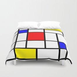 Mondrian #63 Duvet Cover