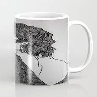 hercules Mugs featuring Hercules by lamya alghanem