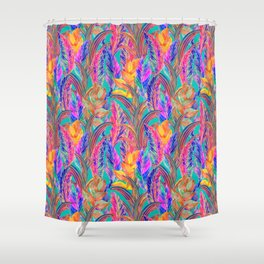 Tropic Exotic Shower Curtain