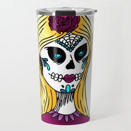 Dia De Los Muertos 3 Travel Mug