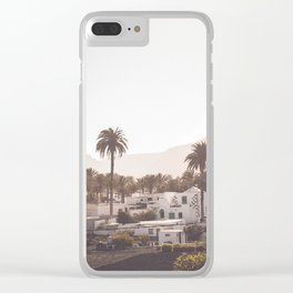 The village Clear iPhone Case