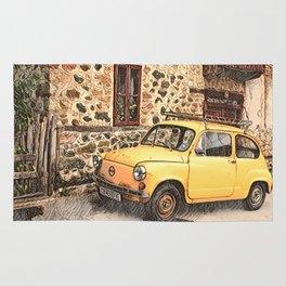 LITTLE ITALY ... Rug