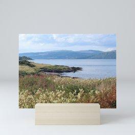 The Sound of Mull, Scotland Mini Art Print