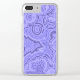 Crazy Stone Clear iPhone Case