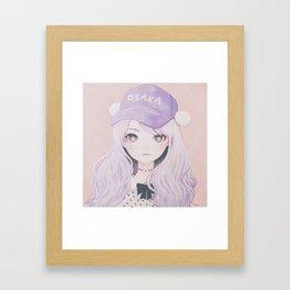 Ricehime Framed Art Print