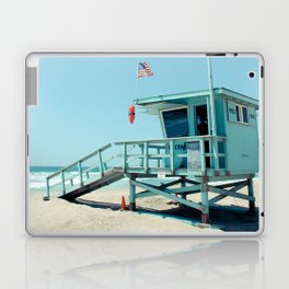 Rosecrans Tower in Manhattan Beach (El Porto) Laptop & iPad Skin