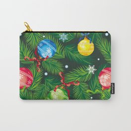 Holiday background Carry-All Pouch